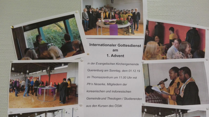 Internationaler Gottesdienst 2019